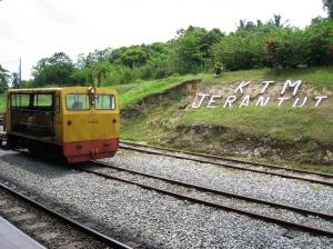 Sent tåg är sent.
