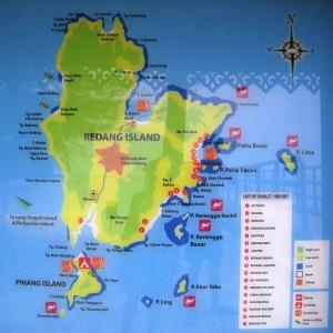 Sevärdheter på Redang Island