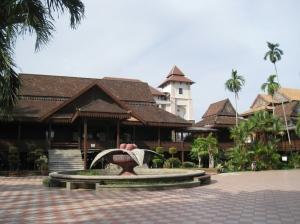 Det stängda Kampung Kraftangan