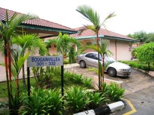 Vi bor i Bougainvillea 306