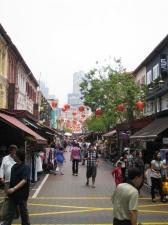 Mittgången i Chinatown