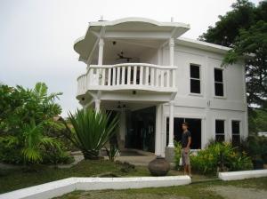 White Lodges, med vår Junior Suite på övervåningen