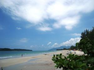 Låååång strand